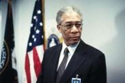 Morgan Freeman dans The Sum of All Fears (2002)