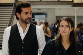 Gregory Fitoussi et Brittany Ashworth dans Hostile (2017)