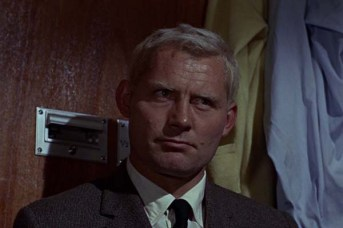 Robert Shaw dans From Russia with Love (1963)