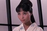 Akiko Wakabayashi dans You Only Live Twice (1967)