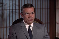 Sean Connery dans You Only Live Twice (1967)