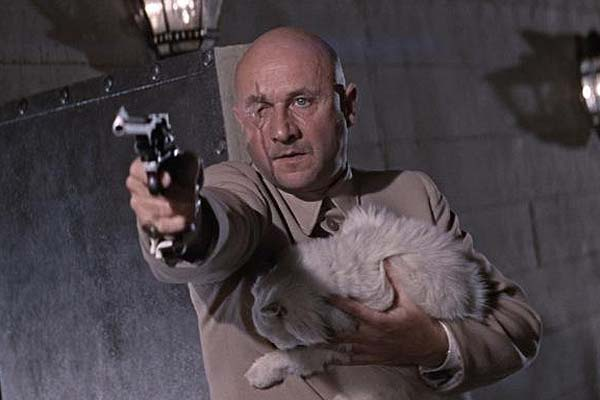 Donald Pleasence dans You Only Live Twice (1967)