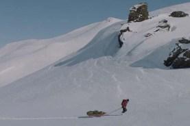 Mads Mikkelsen dans Arctic (2018)