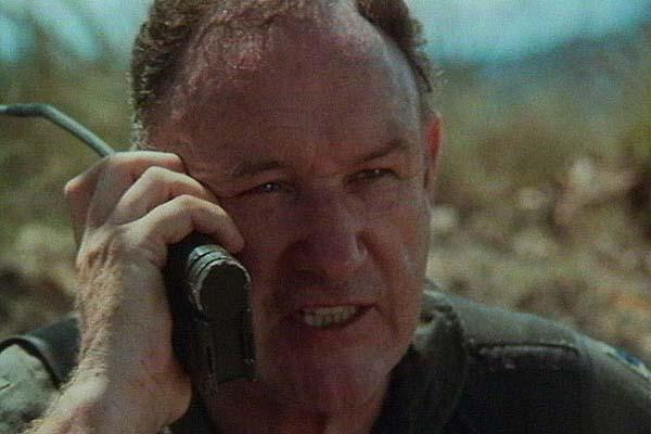 Gene Hackman dans Bat*21 (1988)