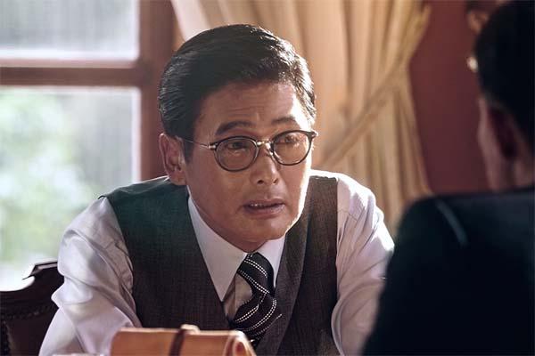 Chow Yun-fat dans Cold War 2 (2016)