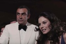 Sean Connery et Lana Wood dans Diamonds Are Forever (1971)