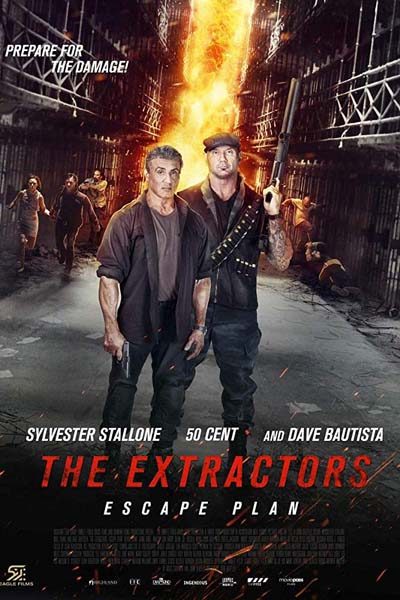 Escape Plan - The Extractors (2019)