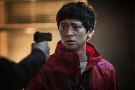 Gang Dong-won dans Golden Slumber (2018)