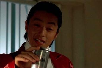 Takao Osawa dans Into the Sun (2005)