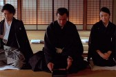 Kōsuke Toyohara, Steven Seagal et Pace Wu dans Into the Sun (2005)