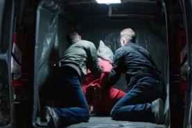 Clemens Schick, Jella Haase et Max von der Groeben dans Kidnapping Stella (2019)