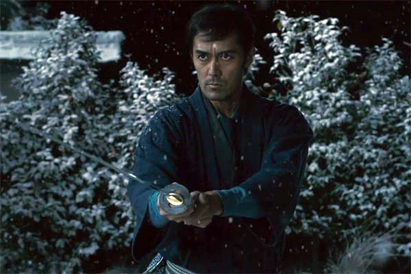 Hiroshi Abe dans Snow on the Blades (2014)
