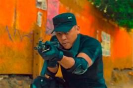 Xing Yu dans Line Walker (2016)