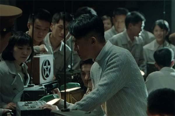 Tony Leung Chiu-Wai dans The Silent War (2012)