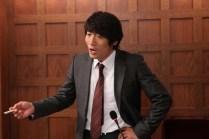 Park Won-sang dans Unbowed (2011)