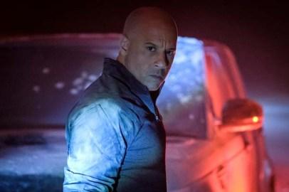 Vin Diesel dans Bloodshot (2020)