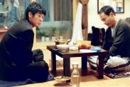 Sol Kyung-gu et Kang Shin-il dans Another Public Enemy (2005)