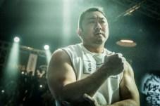 Ma Dong-seok dans Champion (2018)