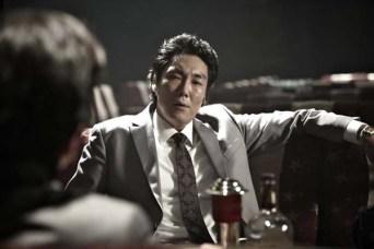 Cho Jin-woong dans Nameless Gangster (2012)