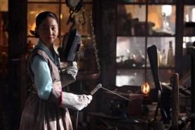 Uhm Ji-won dans Private Eye (2009)