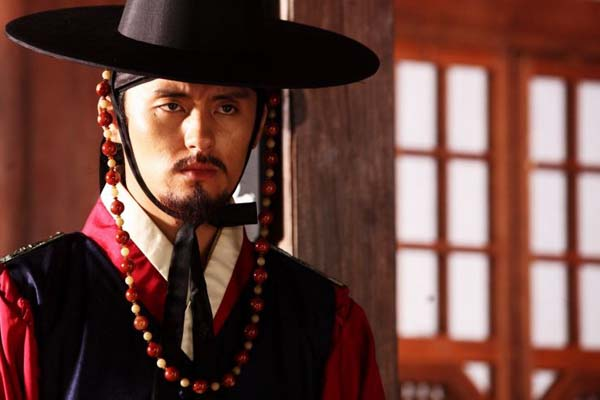 Choi Jae-woong dans The Sword with No Name (2009)