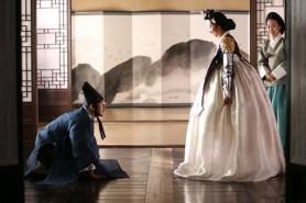 Go Soo et Park Shin-hye dans The Royal Tailor (2014)