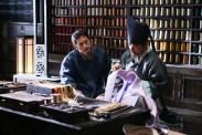 Han Suk-kyu et Go Soo dans The Royal Tailor (2014)