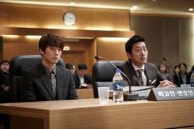 Han Cheol-min et Ha Jung-woo dans The Client (2011)