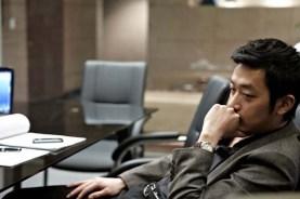 Ha Jung-woo dans The Client (2011)