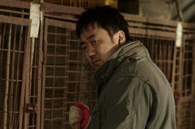 Ma Dong-seok dans The Murderer (2013)