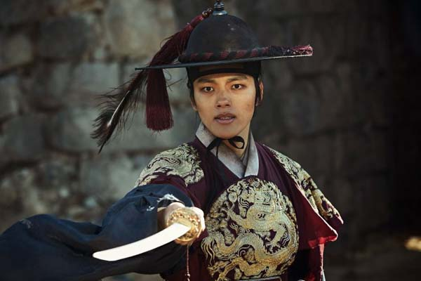 Yeo Jin-goo dans Warriors of the Dawn (2017)