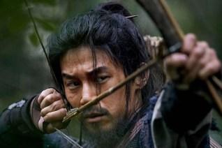 Kim Mu-yeol dans Warriors of the Dawn (2017)