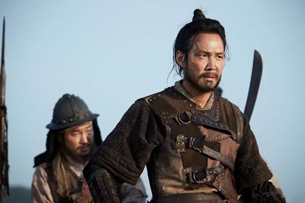 Lee Jung-jae dans Warriors of the Dawn (2017)