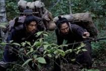 Lee Jung-jae et Kim Mu-yeol dans Warriors of the Dawn (2017)