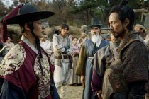 Lee Jung-jae et Yeo Jin-goo dans Warriors of the Dawn (2017)