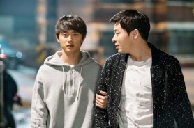 Do Kyung-soo et Jo Jung-suk dans My Annoying Brother (2016)