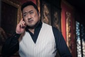 Ma Dong-seok dans The Gangster, The Cop, The Devil (2019)