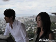 Cha Seung-won et Soo Ae dans Athena: Goddess of War (2010)