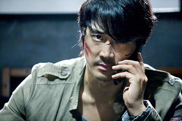 Song Seung-heon dans Fate (2008)