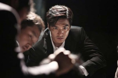 Lee Min-ho dans Gangnam Blues (2015)