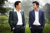 Lee Min-ho et Kim Rae-won dans Gangnam Blues (2015)