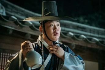 Ahn Jae-hong dans The King's Case Note (2017)