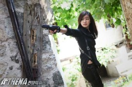 Soo Ae dans Athena: Goddess of War (2010)