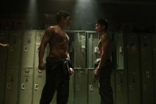 Jung Ji-hoon et Yoo Jun-sang dans R2B: Return to Base (2012)