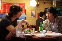 Oh Man-seok et Lee Sun-kyun dans Our Town (2007)