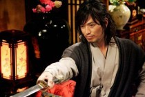 Jung Jae-young dans The Divine Weapon (2008)