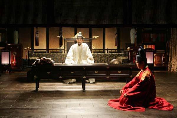 Ahn Sung-ki dans The Divine Weapon (2008)