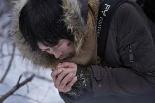 Jung Jae-young dans Broken (2014)