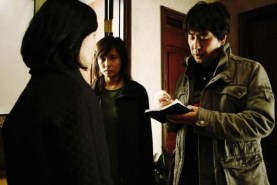 Nam Sang-mi et Ryu Seung-ryong dans Living Death (2009)