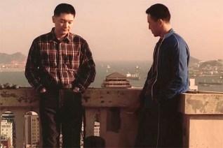 Seo Tae-hwa et Yu Oh-seong dans Friend (2001)